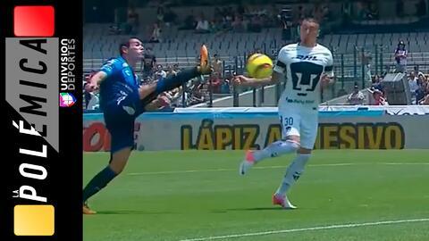 Nicolás Castillo fue la figura de la Jornada, pero ¿debió contar su primer gol?   LA POLÉMICA