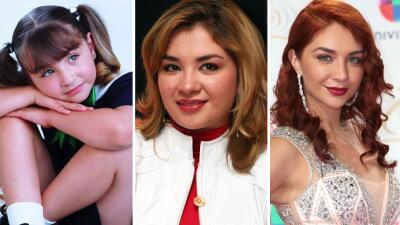 Daniela Luján cumplió 24 años de trayectoria, así ha cambiado