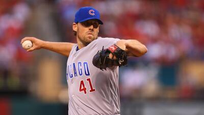 Chicago Cubs blanquea a los Cardinals