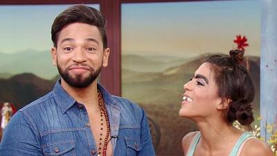 ¡Dúo bachetero! Mela quiere cantar con su compatriota Henry Santos