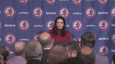 Republicanos en Nueva York lamentan los resultados de las elecciones y piden a demócratas que cumplan con sus agendas