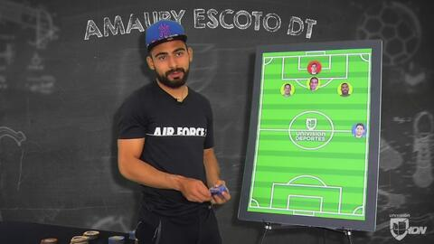 Univision Deportes Fantasy: Amaury Escoto armó su once ideal de jugadores de la Liga MX