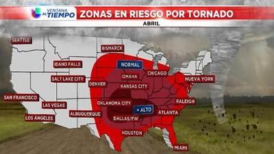 Comienza el mes de abril, el más peligroso del año