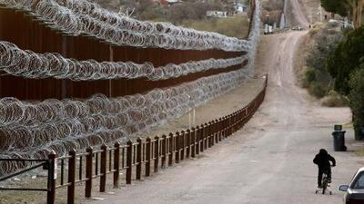 Juez federal falla contra el uso de fondos de Defensa para la construcción del muro fronterizo