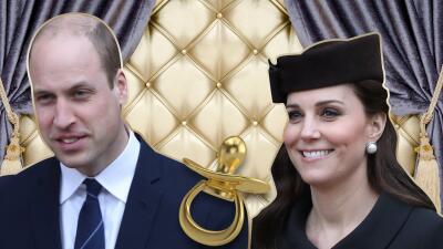 Así es nacer en cuna de oro... el hijo del príncipe William y Kate Middleton llegará al mundo entre lujos