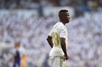 En fotos: el agónico empate de Real Madrid ante el Valladolid