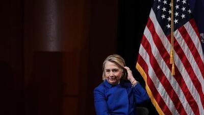 Hillary Clinton descarta una nueva postulación a la presidencia en 2020