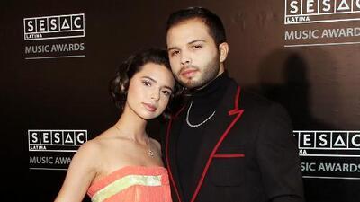 Ángela y Leonardo Aguilar mostraron su complicidad como artistas y hermanos en los SESAC Music Awards