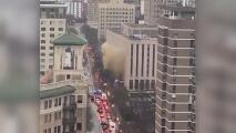 Al menos 10 explosiones causan temor entre residentes del centro de Atlanta