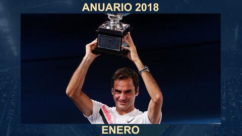 El anuario   Enero, los primeros campeones de 2018