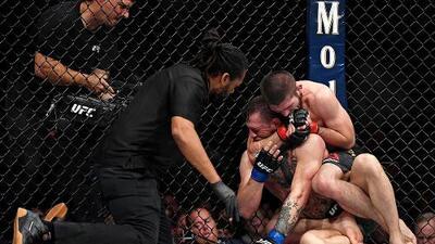 ¿Por qué Nurmagomedov reaccionó tan violento contra el equipo de McGregor?