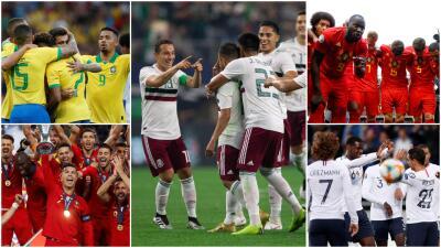 El Tri llega a la Copa Oro como el mejor de Concacaf en el Ranking FIFA