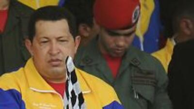 Chávez transforma histórico aeropuerto en parque con circuito de Fórmula 1