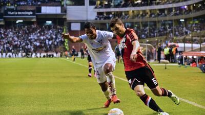 River Plate pierde en Ecuador, pero avanza en la Sudamericana