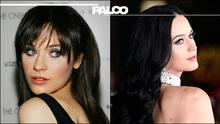 Katy Perry y Zooey Deschanel, ¿gemelas perdidas?