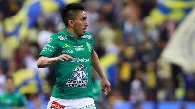 Ángel Mena espera que León pueda ratificar las estadísticas con el título de la Liga MX