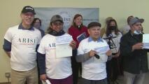 Tres exempleados hispanos ganan más de 300,000 mil dólares tras ganar demanda por robo de salarios