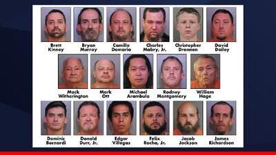 Arrestan a 17 depredadores sexuales en Florida: 2 trabajaban en Disney World