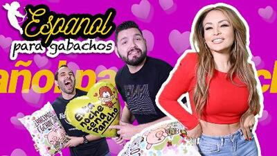 Español para 'gabachos' en San Valentín
