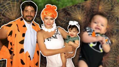 Ana Patricia adelantó el Halloween para Gael, recuerda sus más divertidos disfraces familiares