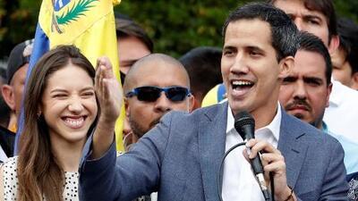 Juan Guaidó les pide a los venezolanos marchar para exigir apoyo a las Fuerzas Armadas