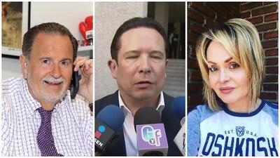 Como le pasó a Raúl de Molina, Gustavo Adolfo Infante asegura que Gaby Spanic publicó su número de celular
