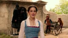 Mira a Emma Watson cantar la primera escena de 'Beauty and the Beast'