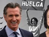 """Gobernador de California declara el 10 de abril como el """"Día de Dolores Huerta"""""""
