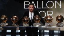 ¡En la misma mesa! Messi considerado GOAT como Brady y Jordan