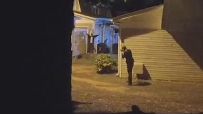 Policía de Charlotte publica video del momento de la muerte del mexicano Rueben Galindo