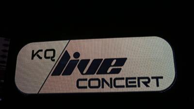 KQ Live Concert 2015 Setlist