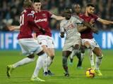 El West Ham de Chicharito puso en alerta al Liverpool