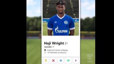 Tinder lo hizo fichar en Holanda: estadounidense Haji Wright, al VVV Venlo
