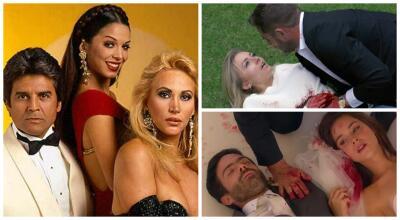 14 inolvidables telenovelas en donde los protagonistas mueren