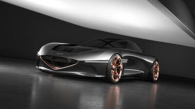 Lujo y conectividad llegan al Auto Show de Nueva York con el Genesis Essentia Concept