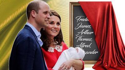 Se multiplican las apuestas sobre el nombre que llevará el recién nacido príncipe de Cambridge