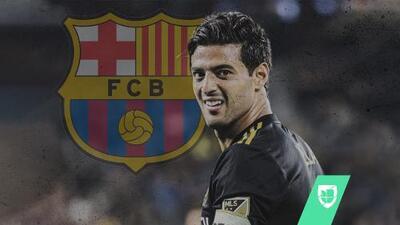 ¡En exclusiva! Carlos Vela habla sobre el interés de Barcelona
