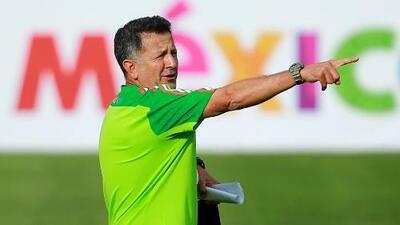 Osorio puso a Oribe con un pie en Rusia 2018