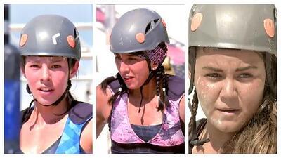 Ella casi pierde este reto contra 'Lolo' y Pamela rumbo a la gran final