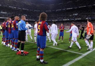 Luego de diez años, el Barcelona tendría su revancha con el Real Madrid recibiéndolo en pasillo