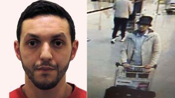 Confirman que Mohamed Abrini es 'el hombre del sombrero' de los atentados en París