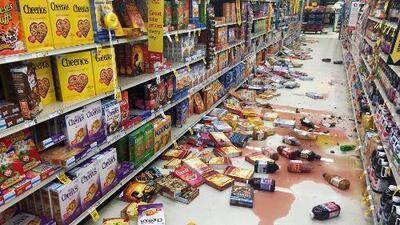 Terremoto de magnitud 7.1 sacude Alaska