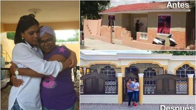 Lágrimas por un sueño: cómo Francisca Lachapel transformó la vida de su mamá con esta casa