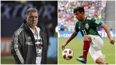 El 'Tata' Martino le habría pedido a Carlos Vela no renunciar al Tri