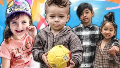 En fotos: 10 niños que se han convertido en famosos 'influencers'