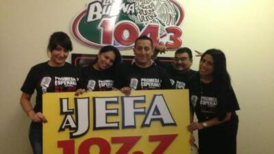 Radiomaratón Promesa y Esperanza en Austin