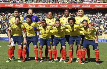 Los rostros de Colombia en la Copa América Centenario