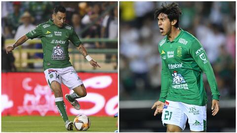"""Sambueza jugaría de """"falso nueve"""" en León, mientras Macías va a la Sub-20 del Tri"""
