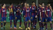 Barcelona revela las deudas que tiene en el presente