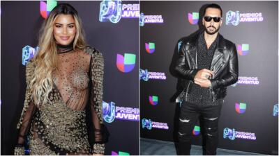 Ariadna Gutiérrez llega vestida de Galia Lahav y sin anillo de compromiso a Premios Juventud